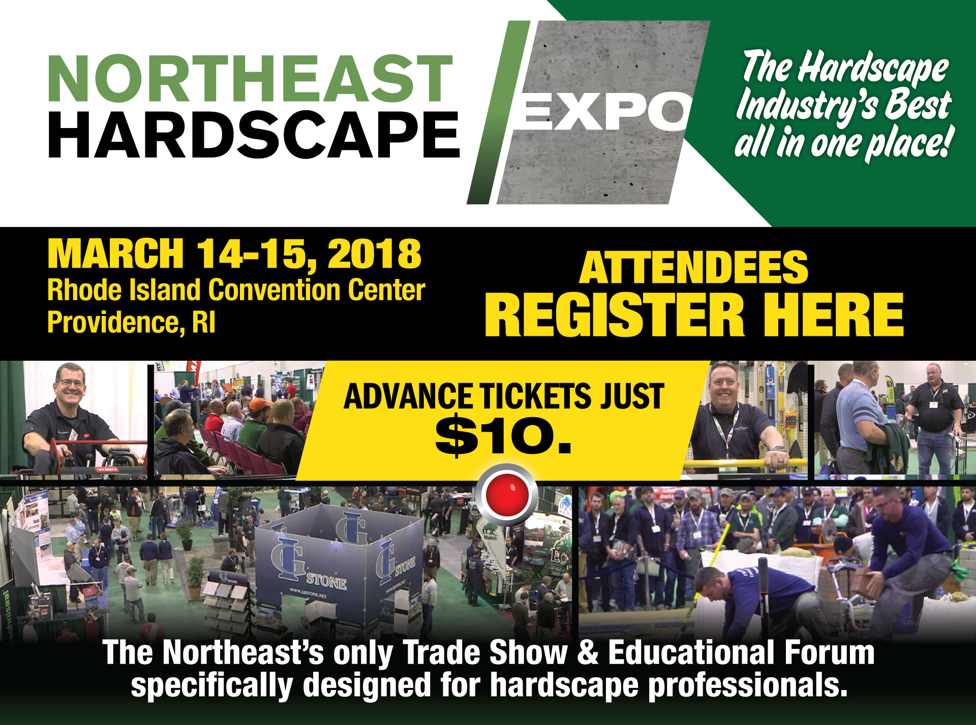 Northeast Hardscape Expo