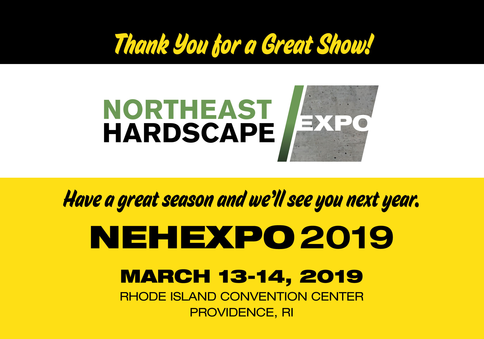 Northeast Hardscape Expo